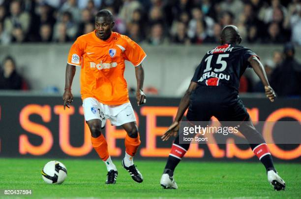 Franck DJA DJEDJE PSG / Grenoble 7e journee Ligue 1