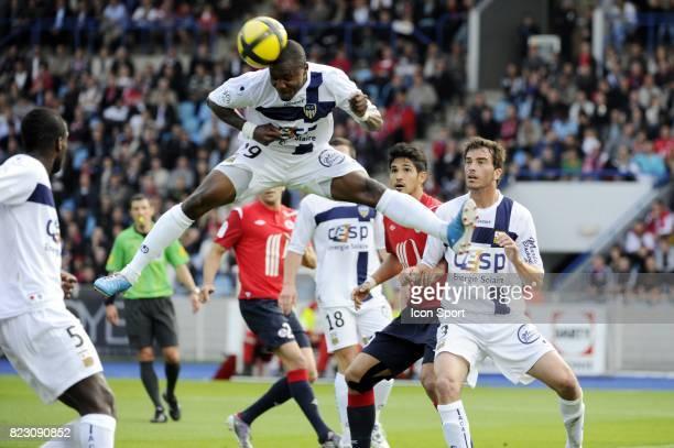 Franck DJA DJEDJE Lille / Arles Avignon 33e journee de Ligue 1