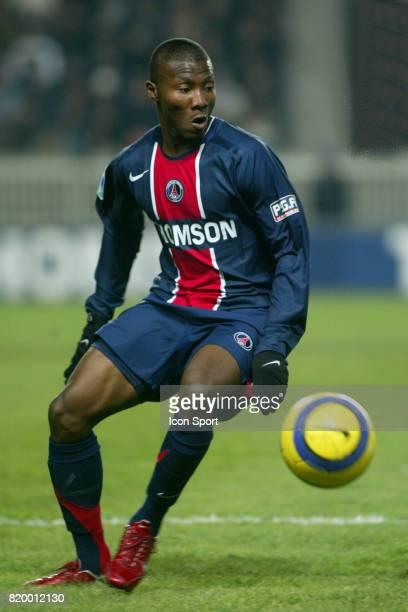 Franck DJADJEDJE PSG / Troyes 22eme Journee de Ligue 1