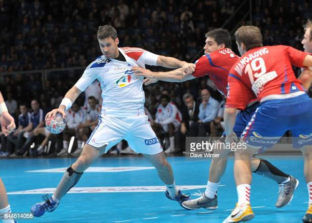 Franck JUNILLON - - France / Serbie - Match amical a Lievin-, Photo : Dave Winter / Icon Sport,