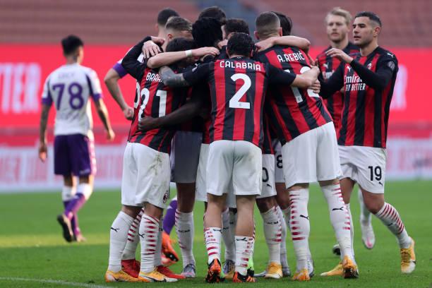 ITA: AC Milan v ACF Fiorentina - Serie A