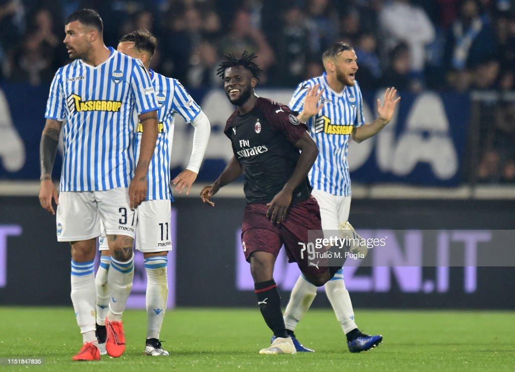 ITA: Spal v AC Milan - Serie A