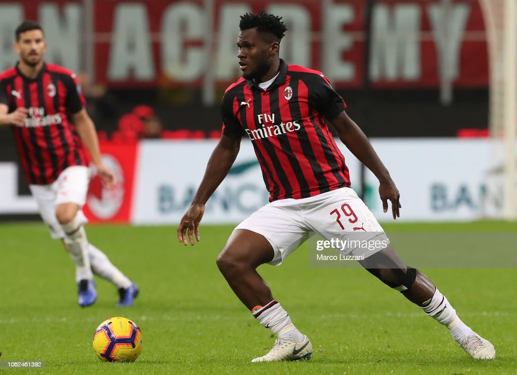 AC Milan v Genoa CFC - Serie A : News Photo