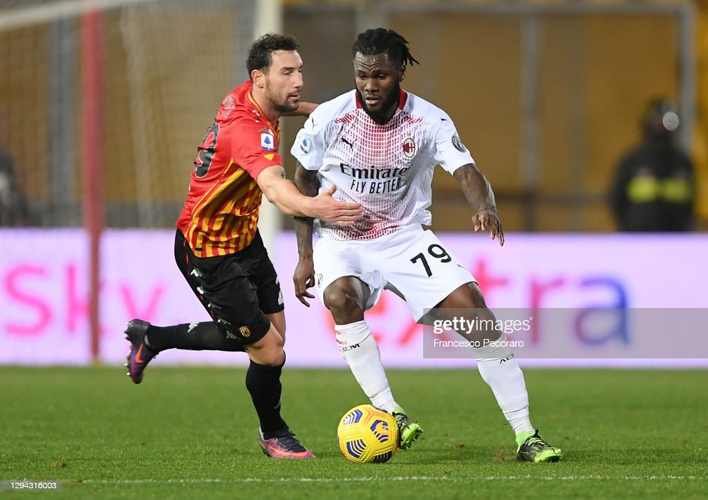 Benevento Calcio v AC Milan - Serie A : News Photo