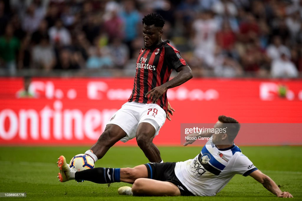 Image result for Kessie tackle
