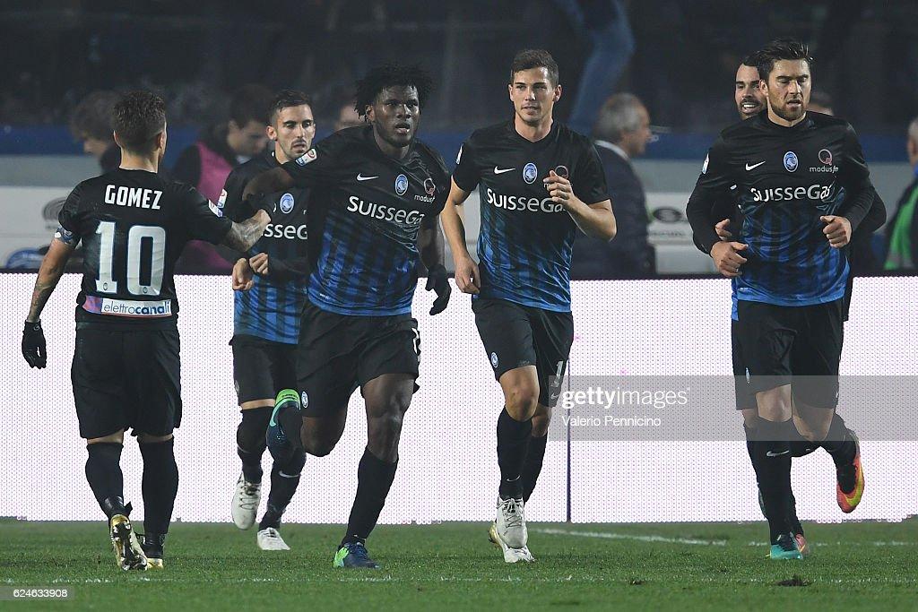 Atalanta BC v AS Roma - Serie A : News Photo
