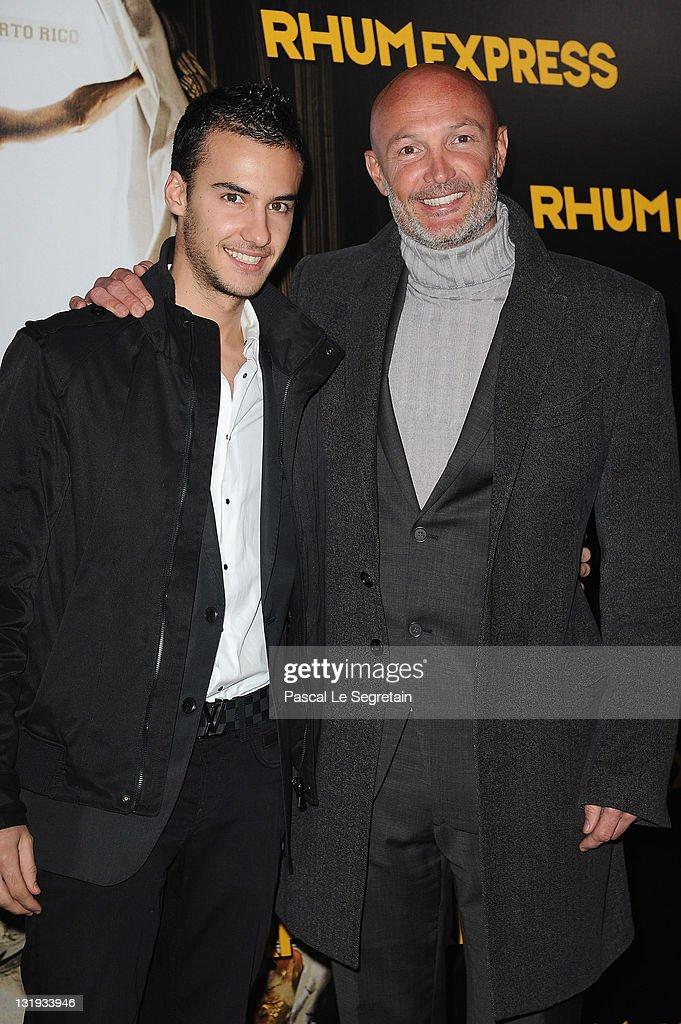 'Rhum Express' Paris Premiere
