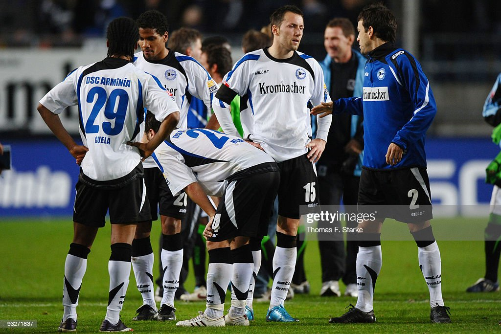 Arminia Bielefeld v 1860 Muenchen - 2. Bundesliga