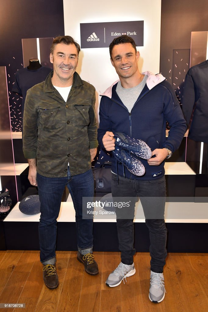 Cruel álbum su  Franck Mesnel and Dan Carter attend the Capsule Collection Adidas X... News  Photo - Getty Images