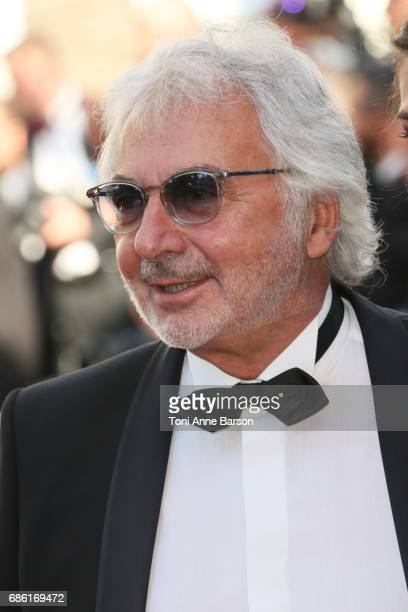 Franck Provost attends the '120 Battements Par Minutes ' screening during the 70th annual Cannes Film Festival at Palais des Festivals on May 20 2017...