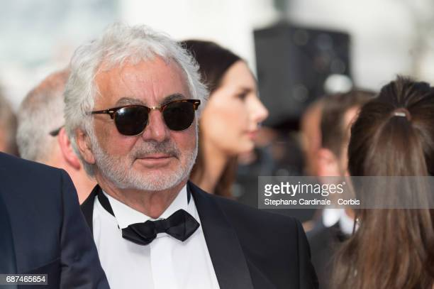 Franck Provost attends the 70th Anniversary of the 70th annual Cannes Film Festival at Palais des Festivals on May 23 2017 in Cannes France