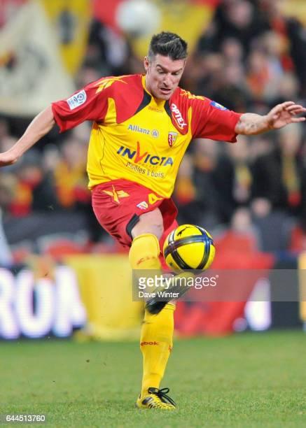 Franck QUEUDRUE Lens / Valenciennes 22e journee de Ligue 1 Photo Dave Winter / Icon Sport