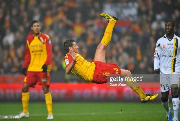 Franck QUEUDRUE Lens / Sochaux 24e journee Ligue 1 Photo Dave Winter / Icon Sport
