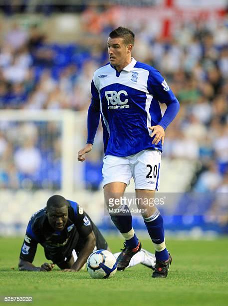 Franck Queudrue of Birmingham City