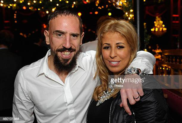 wahiba ribery stock photos and pictures getty images