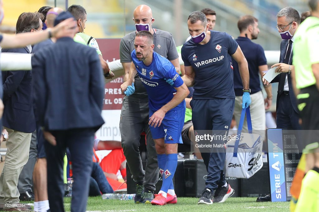 Parma Calcio v ACF Fiorentina - Serie A : News Photo
