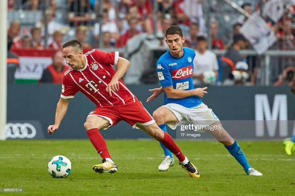 SSC Napoli v FC Bayern Muenchen - Audi Cup 2017 : ニュース写真