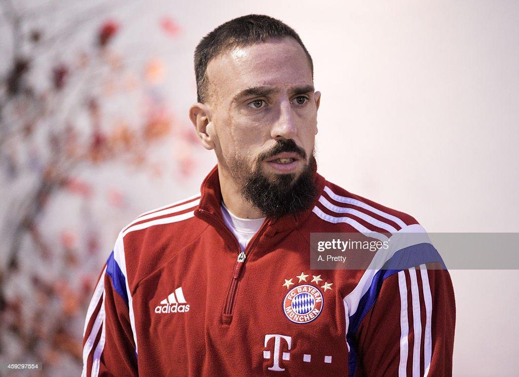 FC Bayern Muenchen - Training Session : Photo d'actualité
