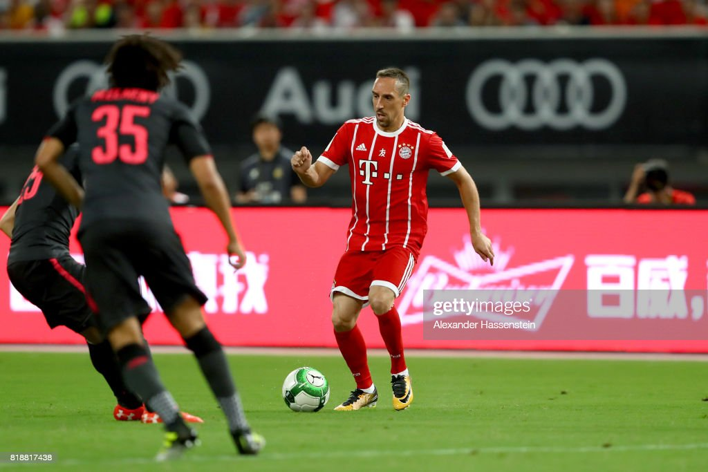 Bayern Muenchen v Arsenal FC - Audi Football Summit : News Photo