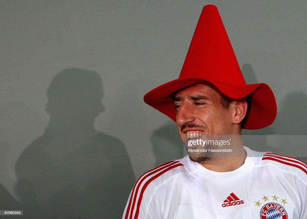 Bayern Muenchen Team Presentation : Photo d'actualité
