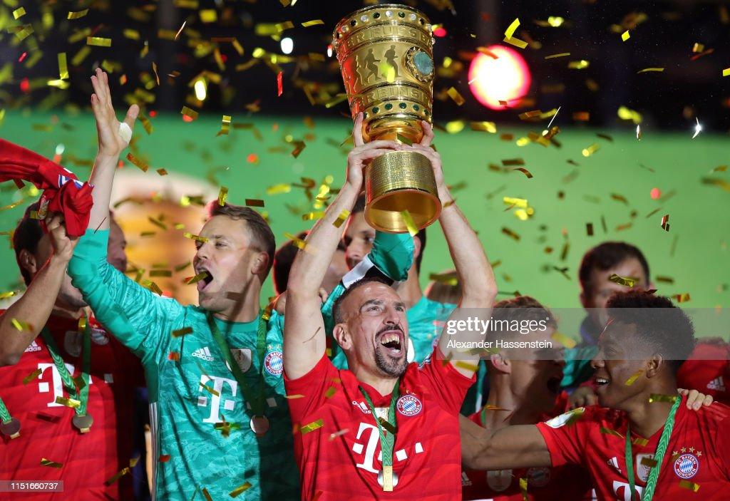 DEU: RB Leipzig v Bayern Muenchen - DFB Cup Final 2019
