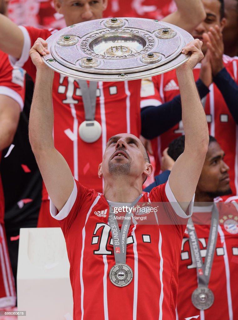 Bayern Muenchen v SC Freiburg - Bundesliga : Fotografia de notícias