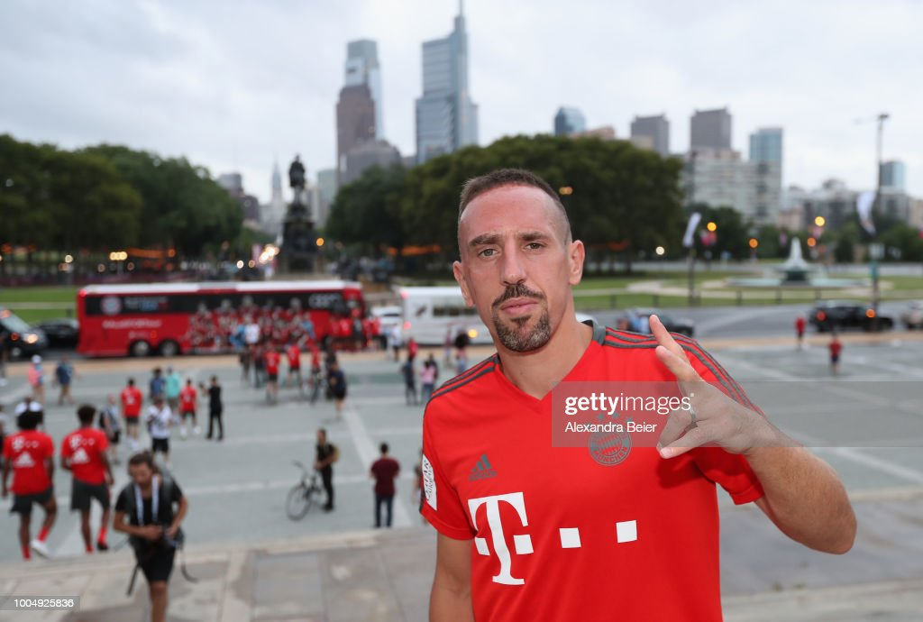 FC Bayern AUDI Summer Tour 2018 - Day 2
