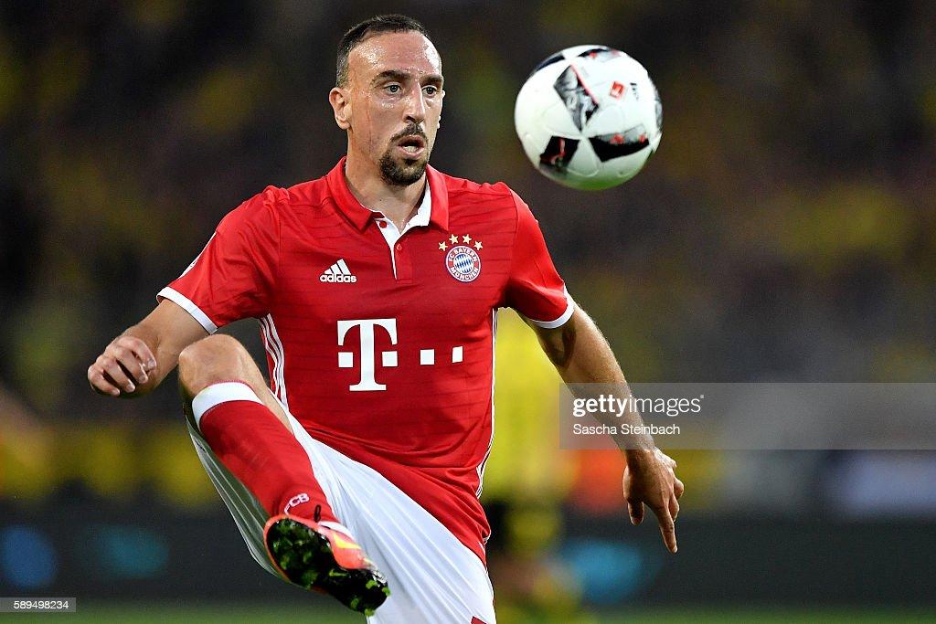 Borussia Dortmund v FC Bayern Muenchen - DFL Supercup 2016 : News Photo