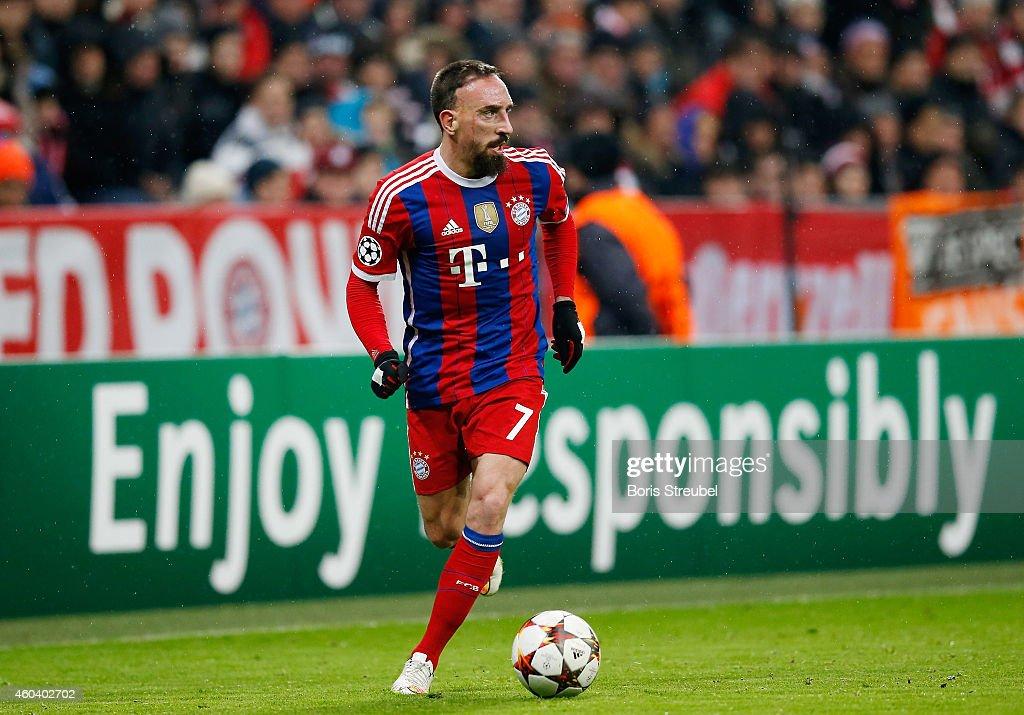 FC Bayern Munchen v PFC CSKA Moskva - UEFA Champions League : News Photo