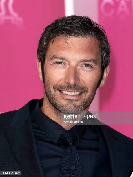 Franck Semonin attends the 2nd Canneseries International Series Festival Opening Ceremony on April 05 2019 in Cannes France