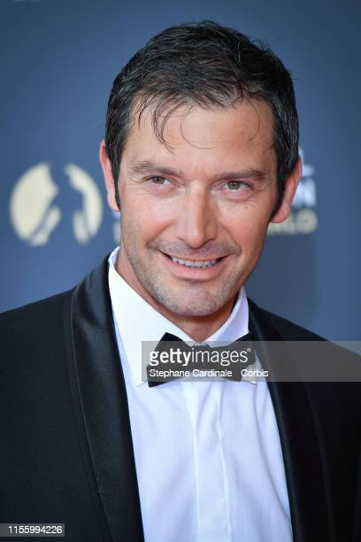 Franck Semonin attends the opening ceremony of the 59th Monte Carlo TV Festival on June 14 2019 in MonteCarlo Monaco