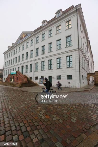 Franckesche Stiftungen Halle Saale Sachsen Anhalt SachsenAnhalt 1910 wurde ein LutherPorträt aus der Cranach Schule an das Museum Moritzburg...