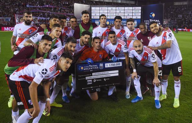 ARG: Godoy Cruz v River Plate  - Copa Argentina 2019