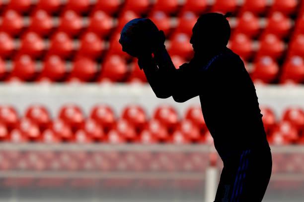 ARG: River Plate v Athletico Paranaense - Copa CONMEBOL Libertadores 2020