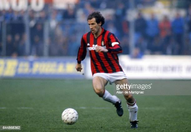 Franco Baresi Inter Milan / Milan AC Serie A Photo Alain de Martignac / Icon Sport