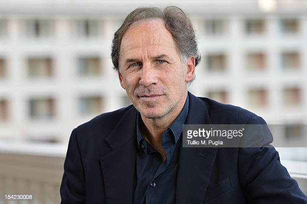 Franco Baresi is interviewed prior the Golden Foot at Monte-Carlo Bay on October 16, 2012 in Monte-Carlo, Monaco.