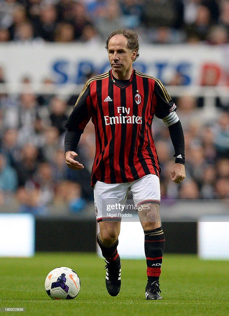 Steve Harper Testimonial - Newcastle United v AC Milan