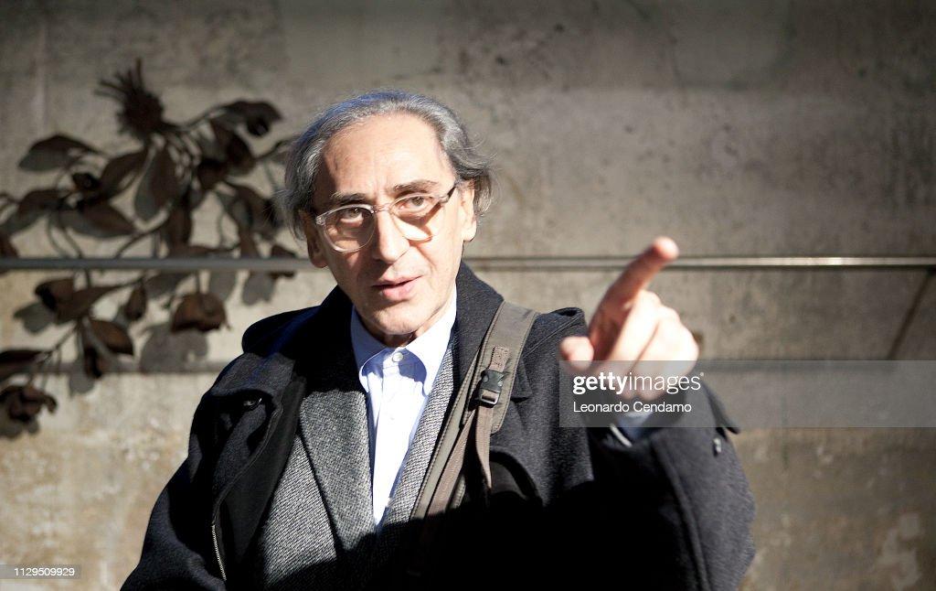 Franco Battiato : Foto di attualità
