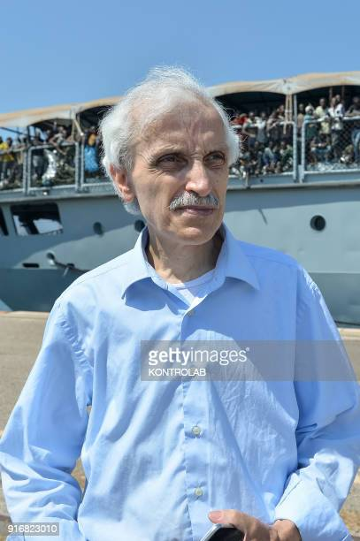Franco Corbelli leader of Civil Rights Candidate for the policies of March 4 2018 with Liberi e Uguali party in Calabria