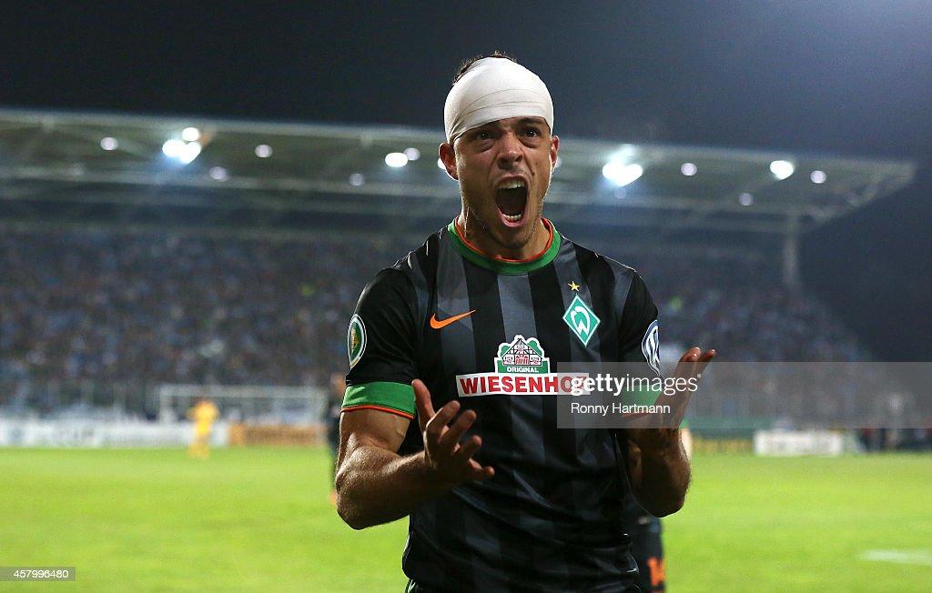 Chemnitzer FC v Werder Bremen - DFB Cup