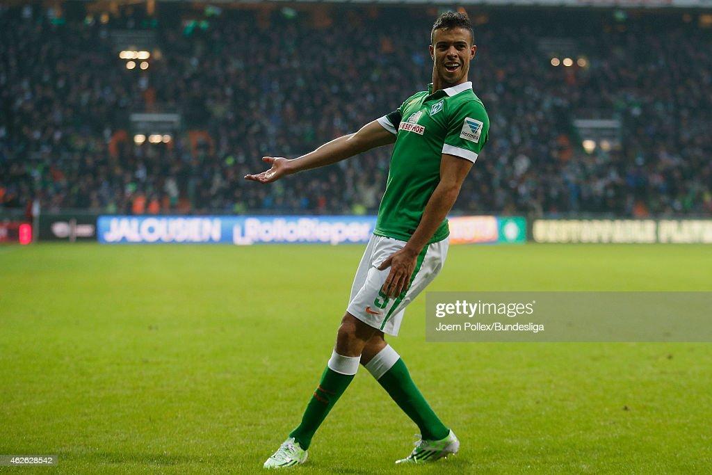 Werder Bremen v Hertha BSC Berlin - Bundesliga For DFL