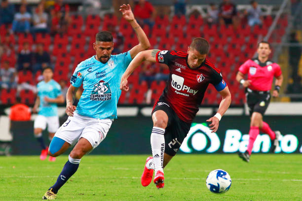 MEX: Atlas v Pachuca - Torneo Clausura 2020 Liga MX