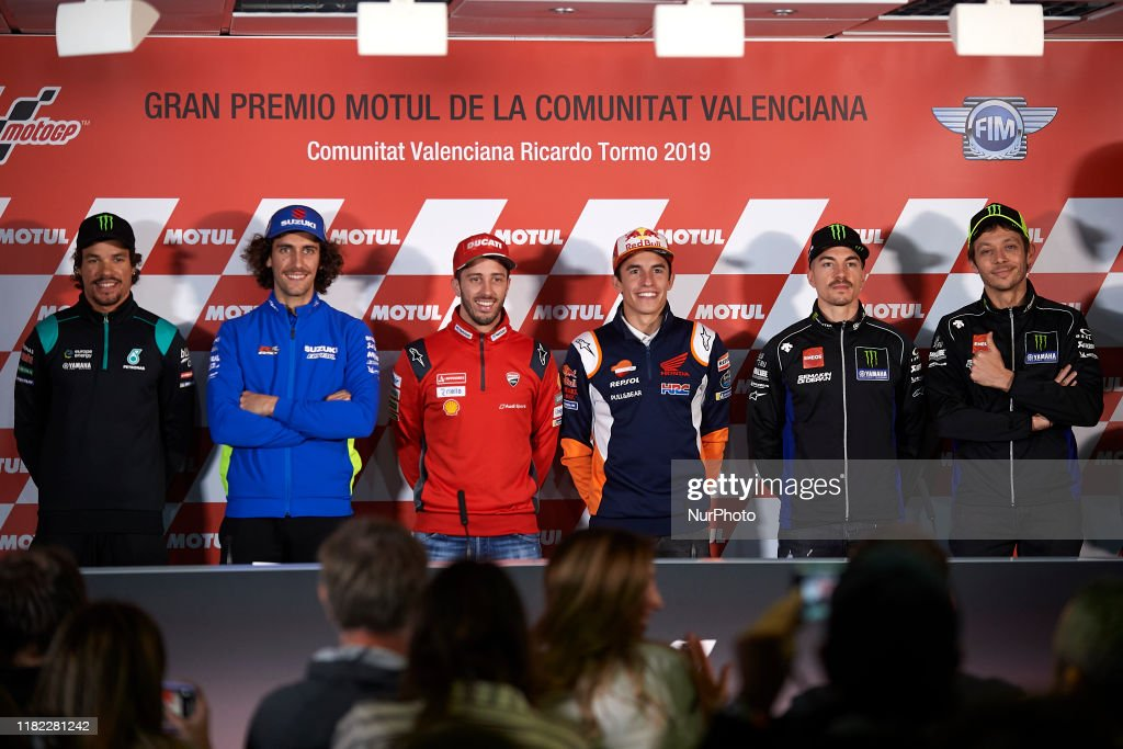 MotoGP Of Valencia - Previews : News Photo