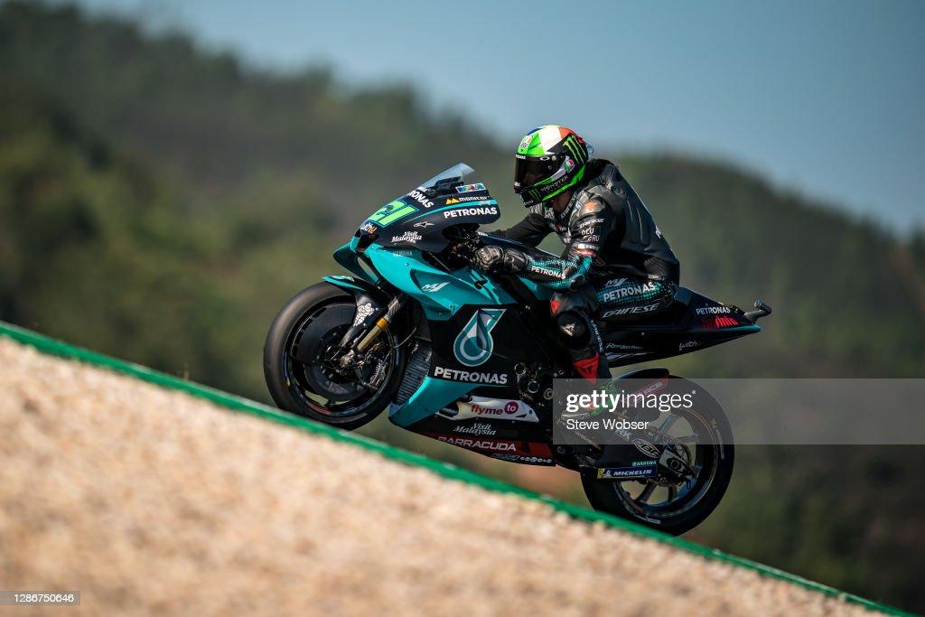 MotoGP of Portugal: Free Practice : News Photo