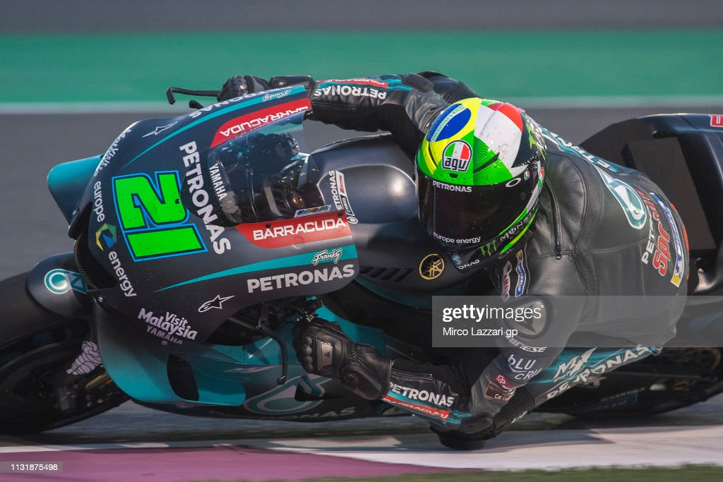 MotoGP Tests - Day Two : News Photo