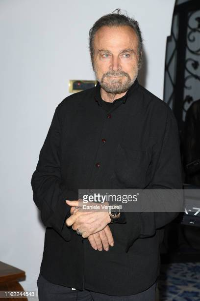 Franco Nero attends 2019 Ischia Global Film Music Fest on July 15 2019 in Ischia Italy