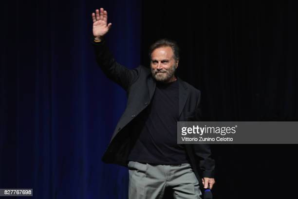 Franco Nero attends 'Iceman' premiere during the 70th Locarno Film Festival on August 8 2017 in Locarno Switzerland
