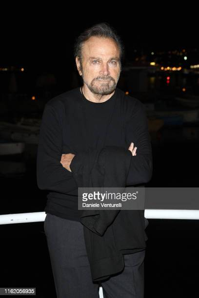 Franco Nero attends the 2019 Ischia Global Film Music Fest opening ceremony on July 14 2019 in Ischia Italy