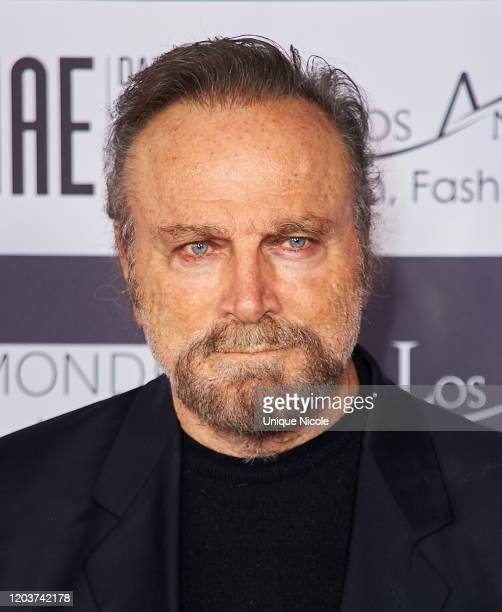 Franco Nero attends the 2020 Los Angeles Italia Film Fashion And Art Festival Opening Night at TCL Chinese 6 Theatres on February 02 2020 in...