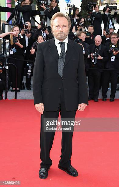 Franco Nero attends the Closing Ceremony and A Fistful of Dollars Screening during the 67th Annual Cannes Film Festival on May 24 2014 in Cannes...